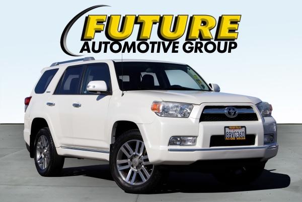 2012 Toyota 4Runner in Roseville, CA
