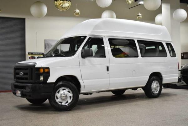 2014 Ford Econoline Cargo Van E-250
