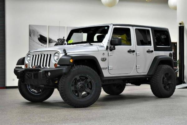 2012 Jeep Wrangler in Canton, MA