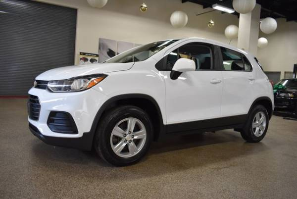 2017 Chevrolet Trax Prices Values Listings For Sale U S News World Report