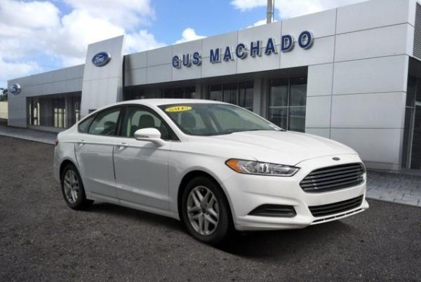 2016 Ford Fusion in Hialeah, FL