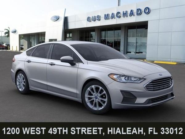 2020 Ford Fusion in Hialeah, FL