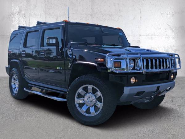 2009 HUMMER H2 SUV Luxury