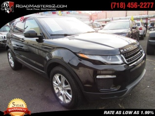 Used 2017 Land Rover Range Rover Evoque For Sale 111 Used 2017