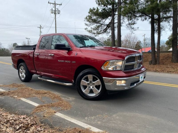 2012 Ram 1500 in Durham, NC