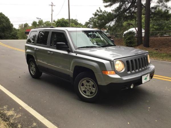 2016 Jeep Patriot in Durham, NC