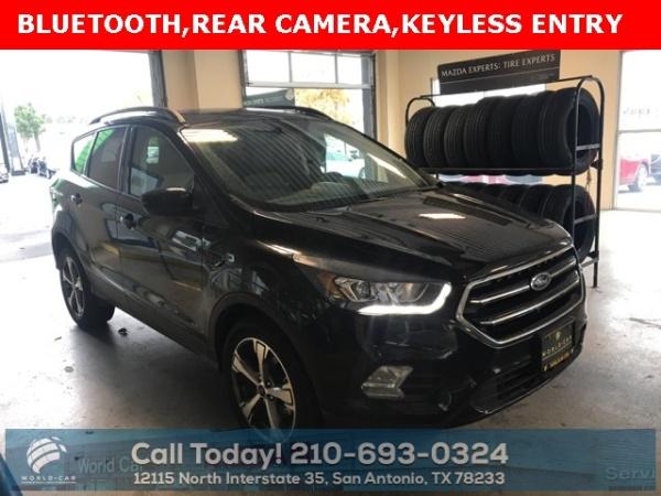 2018 Ford Escape in San Antonio, TX