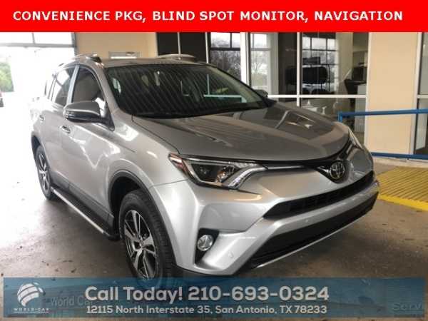 2017 Toyota RAV4 in San Antonio, TX