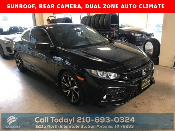 2017 Honda Civic in San Antonio, TX