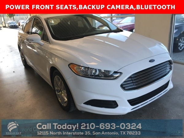 2015 Ford Fusion in San Antonio, TX