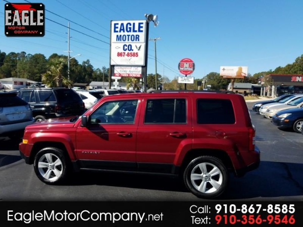 2016 Jeep Patriot in Fayettteville, NC