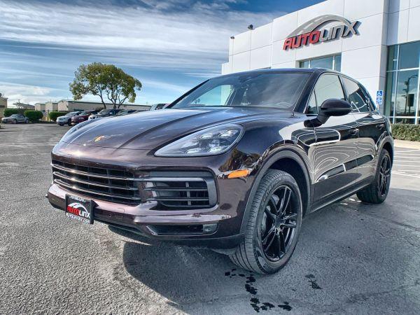 2019 Porsche Cayenne in Vallejo, CA