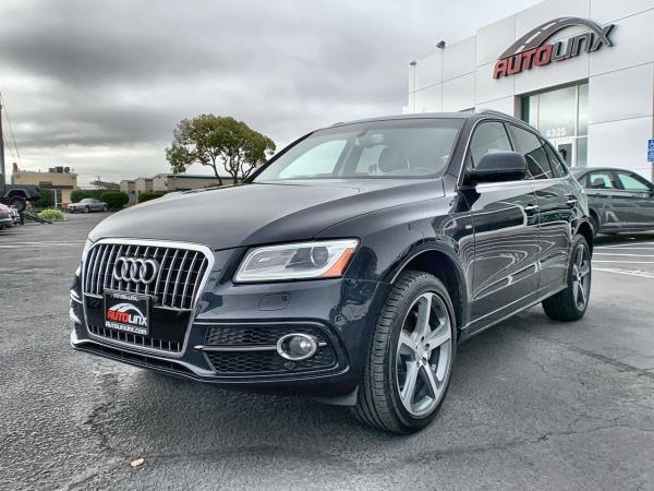 2015 Audi Q5 in Vallejo, CA