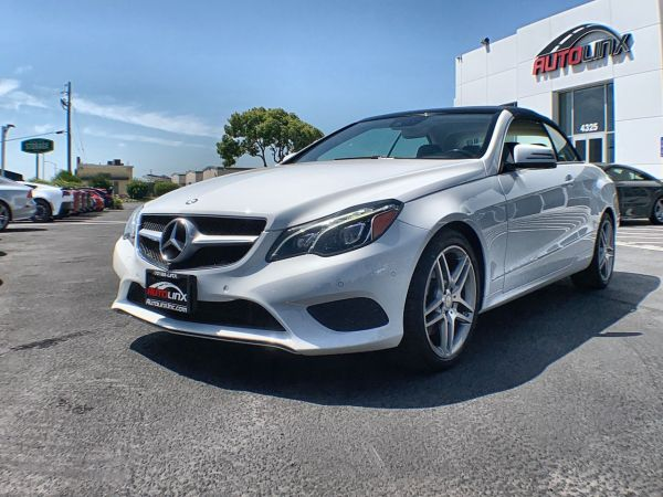 2014 Mercedes-Benz E-Class in Vallejo, CA