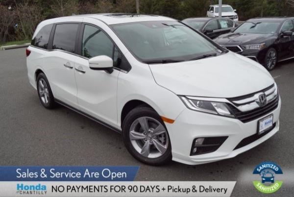 2020 Honda Odyssey in Chantilly, VA