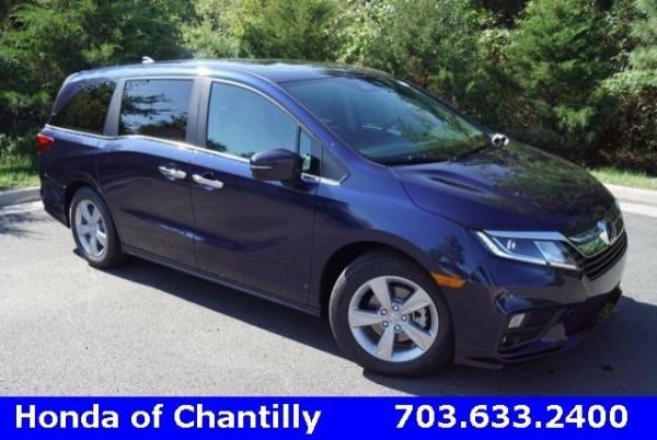 Honda Of Chantilly >> 2020 Honda Odyssey Ex L For Sale In Chantilly Va Truecar