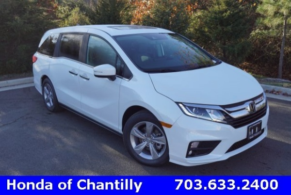 2020 Honda Odyssey in Chantilly, VA