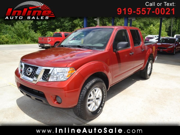 2015 Nissan Frontier in Fuquay Varina, NC