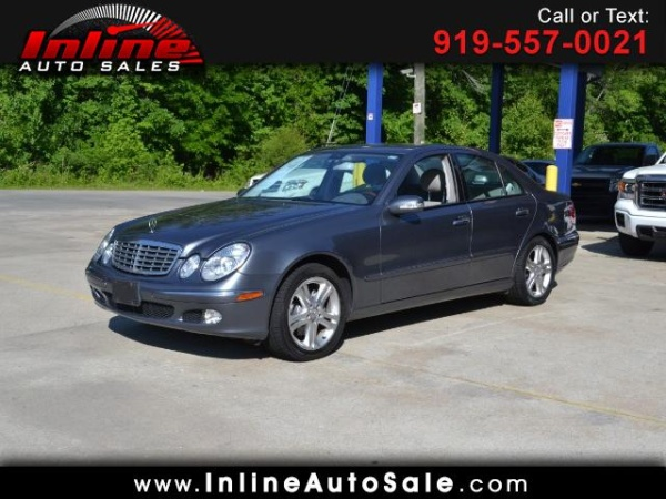 Used mercedes benz e for sale in raleigh nc u s news for Used mercedes benz raleigh nc