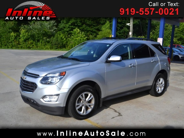 2017 Chevrolet Equinox in Fuquay Varina, NC