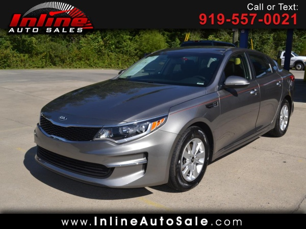 2016 Kia Optima in Fuquay Varina, NC