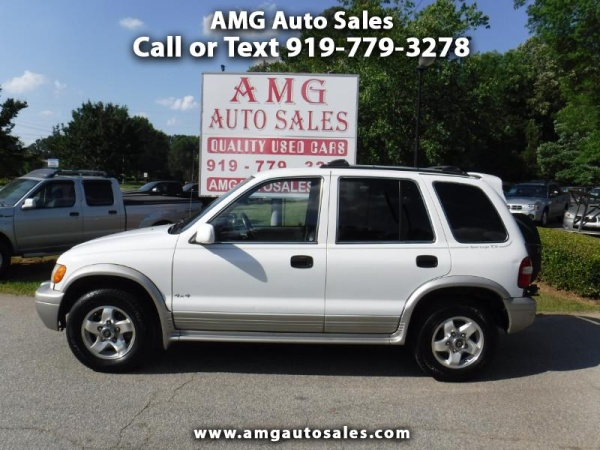 2000 Kia Sportage in Raleigh, NC