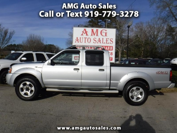 2003 nissan frontier in raleigh, nc