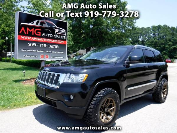 2012 Jeep Grand Cherokee in Raleigh, NC