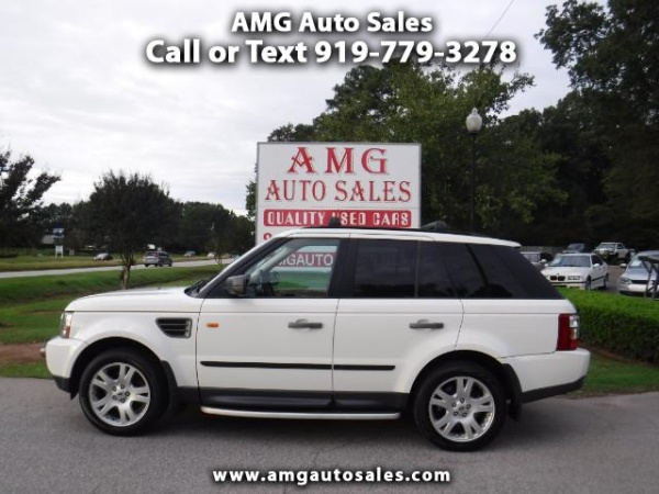 used land rover range rover sport for sale in fayetteville nc u s news world report. Black Bedroom Furniture Sets. Home Design Ideas