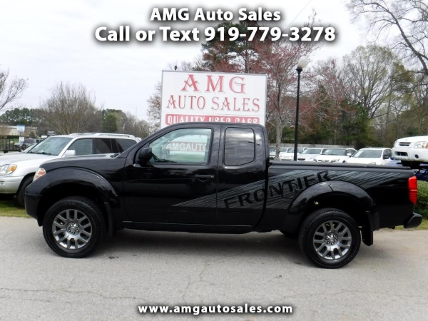 2012 Nissan Frontier in Raleigh, NC