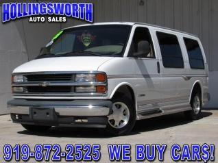 e12943733d 2001 Chevrolet Express Cargo Van 1500 135