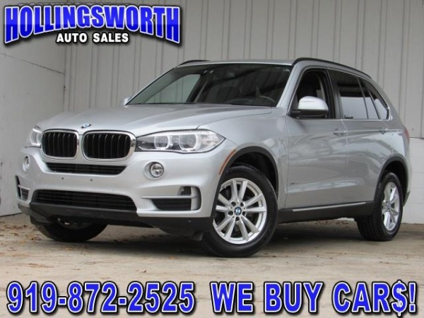 2015 BMW X5 in Raleigh, NC