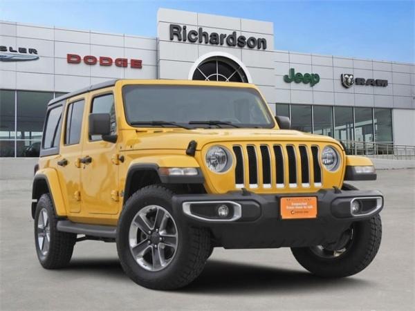 2019 Jeep Wrangler in Richardson, TX