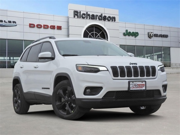 2020 Jeep Cherokee in Richardson, TX