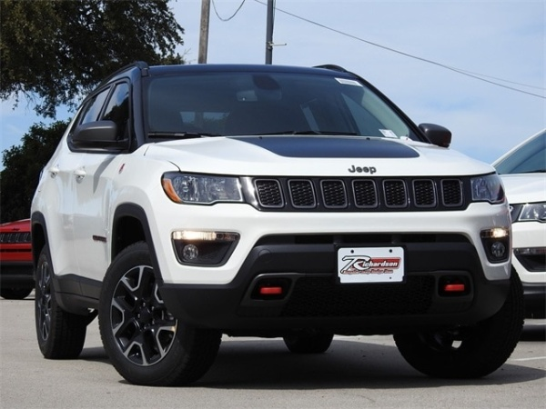 2020 Jeep Compass in Richardson, TX