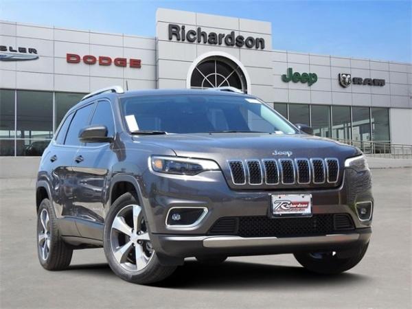 2019 Jeep Cherokee in Richardson, TX