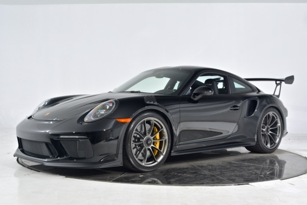 2019 Porsche 911