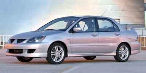 2004 Mitsubishi Lancer Ralliart