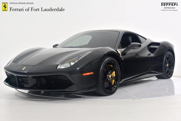2018 Ferrari 488 in Fort Lauderdale, FL