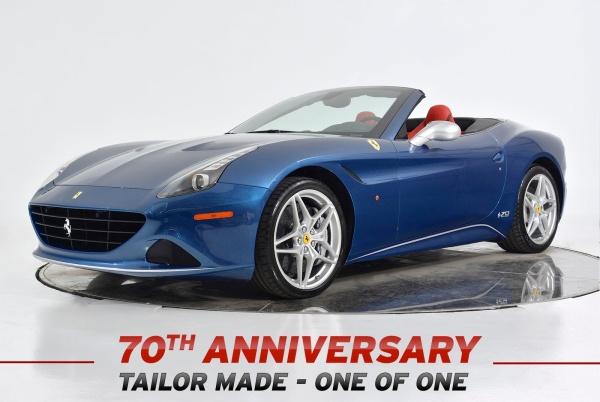 2018 Ferrari California