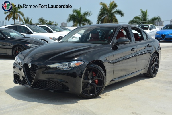 2020 Alfa Romeo Giulia in Fort Lauderdale, FL