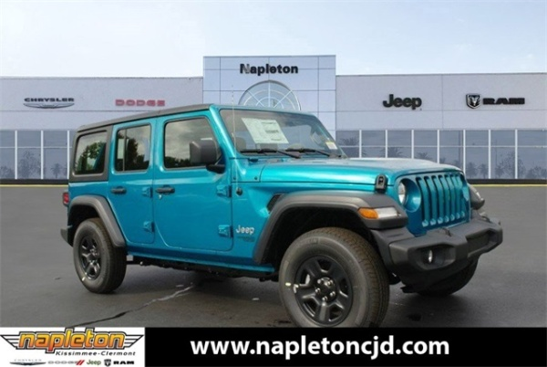 2020 Jeep Wrangler in Kissimmee, FL
