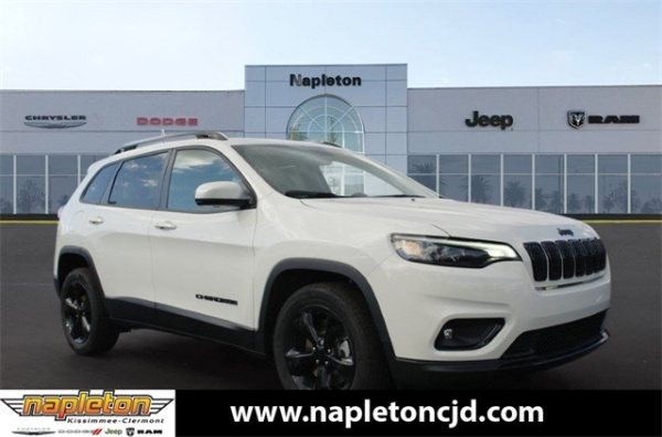 2019 Jeep Cherokee in Kissimmee, FL