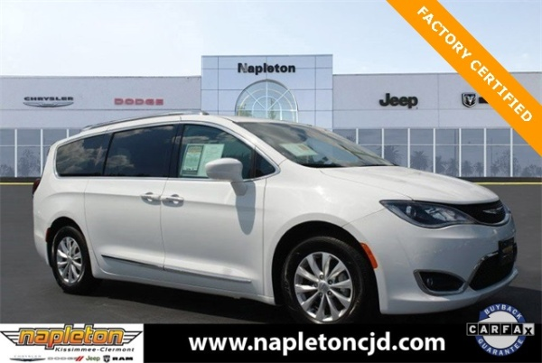 2018 Chrysler Pacifica in Kissimmee, FL