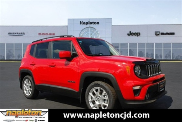 2019 Jeep Renegade in Kissimmee, FL