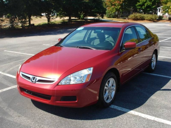 2007 Honda Accord in Greensboro, NC