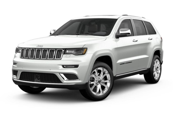 2019 Jeep Grand Cherokee Summit