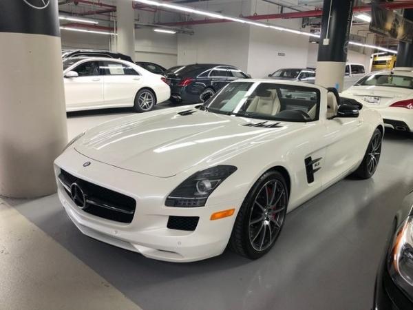 2014 Mercedes-Benz SLS AMG in New York, NY