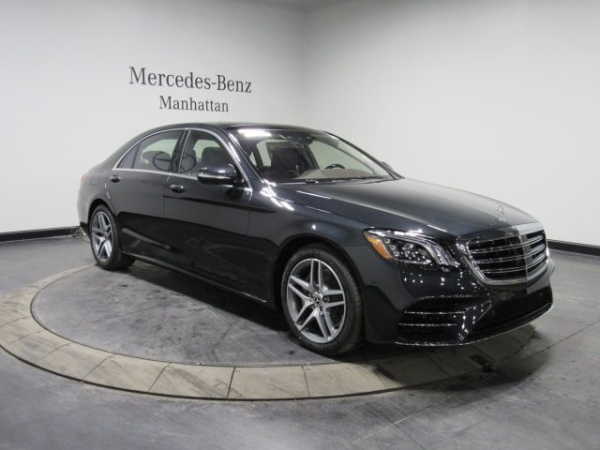 2020 Mercedes-Benz S-Class in New York, NY