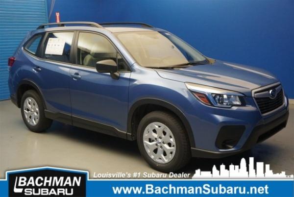 2020 Subaru Forester in Louisville, KY